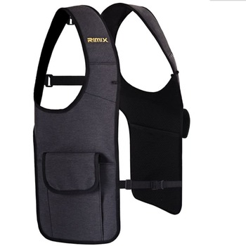 RIMIX Multi-pocket Anti-theft Hidden Underarm Shoulder BagWaterproof military army backpack Armpit Bag for travel outdoor sport недорого