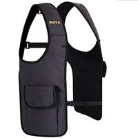 RIMIX Multi pocket Anti theft Hidden Underarm Shoulder BagWaterproof military army backpack Armpit Bag for travel outdoor sport