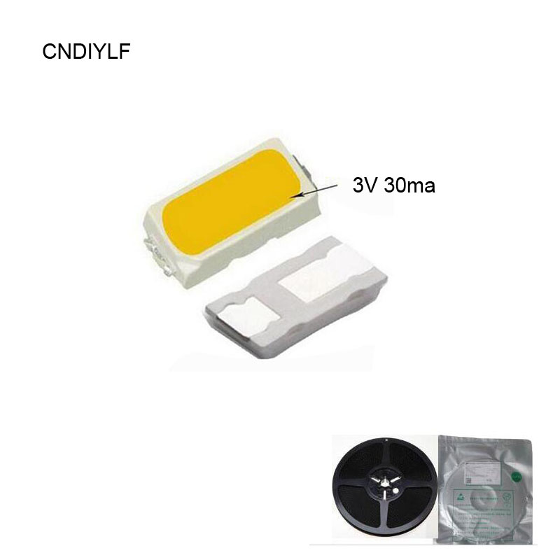 2700K 3000K 4000K 6000K 3V 30ma 10-13lm SMD LED 3014 Diode Fast Delivery Via Aliexpress Standar Air Mail