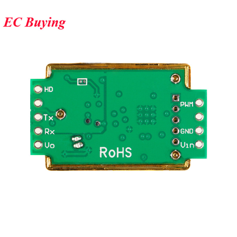 Image 5 - MH Z19 Infrared CO2 Sensor Module MH Z19B Carbon Dioxide Gas Sensor for CO2 Monitor 0 5000ppm MH Z19B-in Sensors from Electronic Components & Supplies