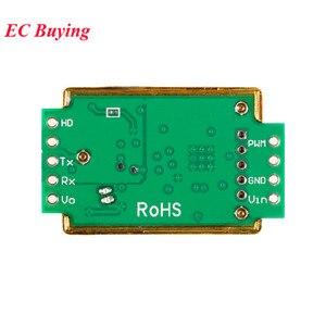 Image 5 - MH Z19 kızılötesi CO2 sensörü modülü MH Z19B karbon dioksit gaz sensörü CO2 monitör 0 5000ppm MH Z19B