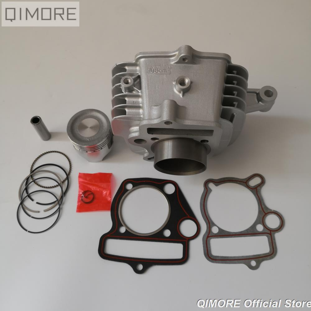Pit Bike 110cc Cylindre Piston 52.4mm Baril Reconstruire Kit 110 Lifan Juicebox