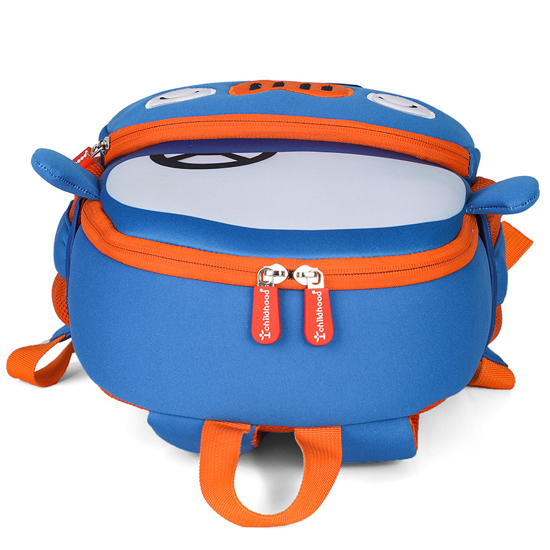 3D Cartoon Car Backpacks for 2 5 Years Old Children Fashion Cute Kindergarten Kids School Bags Boy Schoolbag Mochila Escolar in School Bags from Luggage Bags