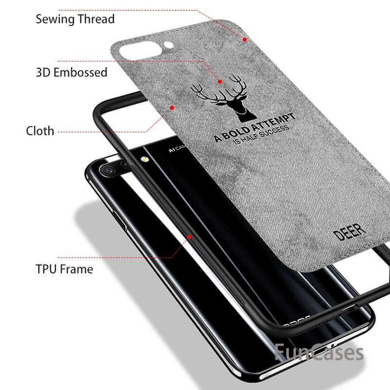 Caso para Xiaomi Redmi 5 Plus Nota 5 6 Pro 6A de textura de tela de caso en mi 8 6 5 A2 A1. 3 2 Pocophone Poco F1 suave TPU Edge capas