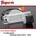 Para mitsubishi outlander sport 2010 ~ 2015 cable wireless/opinión posterior del coche cámara/HD CCD de Visión Nocturna/Cámara de Aparcamiento Inversa