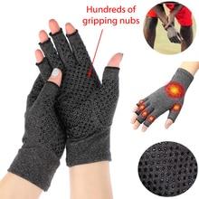 Размер/М/Л женские мужские руки перчатки при артрите хлопок терапия компрессионные перчатки циркуляционный захват руки артрита боли в суставах облегчение