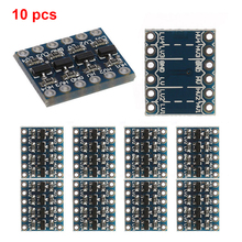 10pcs 3 5V 4 Channel Logic Level Converter Bi Directional Shifter Module For IIC
