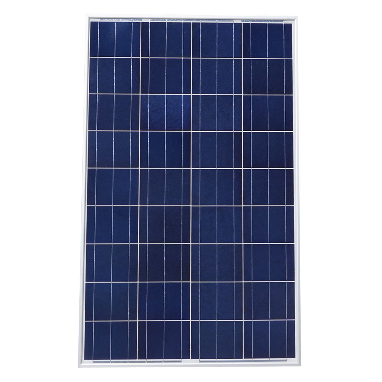 AU CA EU USA Stock 100W 18V Polycrystalline Solar Panel for 12v Battery Off Grid System Solar for Home System dc house usa uk stock 300w off grid solar system kits new 100w solar module 12v home 20a controller 1000w inverter