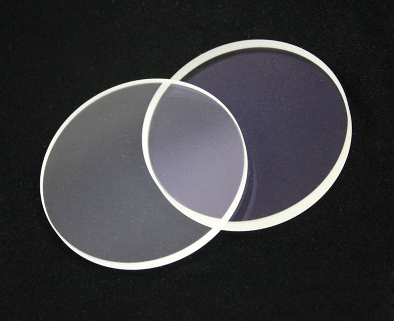 90mm Optical Long Focal Length 100cm Separating Doublet Convex Glass Lens DIY Refractor Astronomic Telescope Objective Guidscope