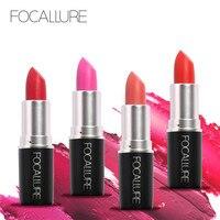 18Pcs Lot FOCALLURE Cosmetics Makeup Matte Lipstick Long Lasting Waterproof Easy To Wear Velvet Matte Lipstick