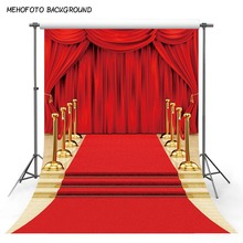 MEHOFOTO Vinyl Photographic Background Party Theme Red Carpet Awards Ceremony Stage Celebration Children Backdrop Decoration