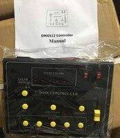 DMX Пожарная машина контроллер мини dmx 512 контроллер Кнопка включения эффект демо для dmx Пламя машина