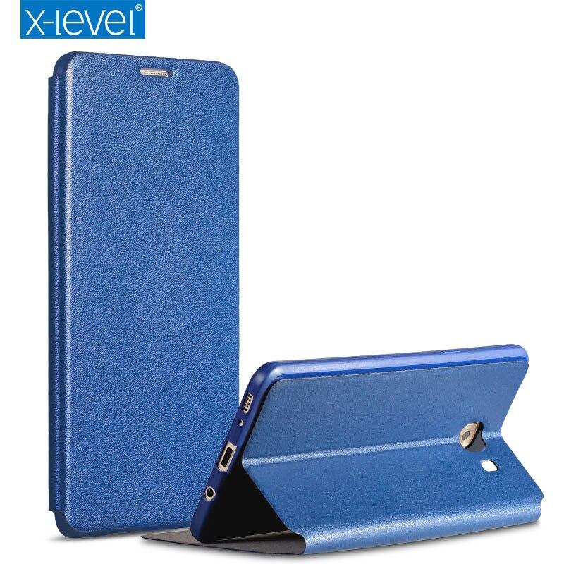 imágenes para X de TPU Caja Del Teléfono Para Samsung Galaxy C9 nivel Pro de Lujo interior Clásico Ultra-delgado Cubierta de Cuero Del Tirón Para la Galaxia C9 Pro
