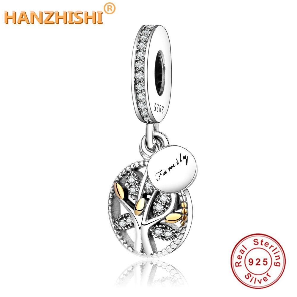 Подходит для оригинальных браслетов Pandora DIY Ювелирные изделия Осенняя коллекция ромашки ажурные шармы 925 пробы серебряные бусины в виде цветка - Цвет: A22