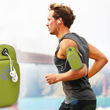 Premium High Quality 5 Colors Gifts Outdoor Sports Running Jogging Arm Bag Gym Holder Bag For Mobile Phones