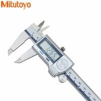 Mitutoyo 500 702/703/704/752/753/754 20 цифровой штангенциркуль 150/200/300 мм/0,01 мм IP67 Водонепроницаемый Электронный микрометр Калибр