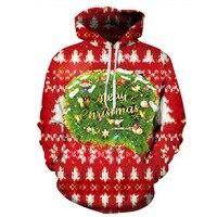 Gli Amanti buon Natale pallacanestro jersey uomo donna 3D Amanti felpa con cappuccio cappotto di Baseball Di Natale usura giacca Con Cappuccio 3D felpa con cappuccio