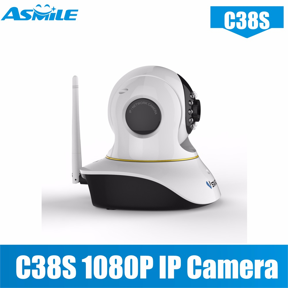C38S Wireless Network 2MP Wireless P2P 1080P Long Distance Wireless Security Camera IP for baby monitor