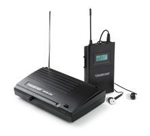 Takstar WPM 200 In Ear Stage UHF Wireless Monitor System for studio recording/on stage monitoring