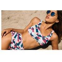 Summer Style Sexy Swimwear Women Bikini 2018 New Summer Swimsuit Shoulder Strap Bikinis Beach Brazilian Biquini