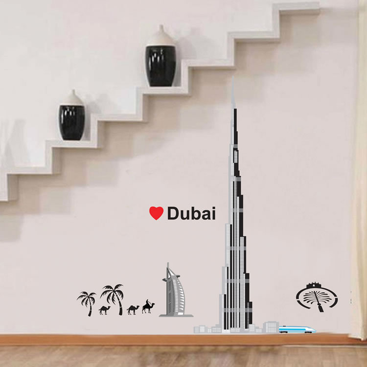 Aliexpresscom Buy Wall stickers home decor Removable Vinyl Wall