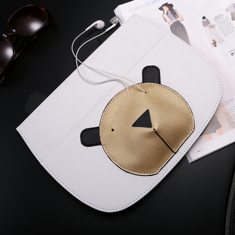 Free shipping case for ipad4 tablet accessories fashion cart