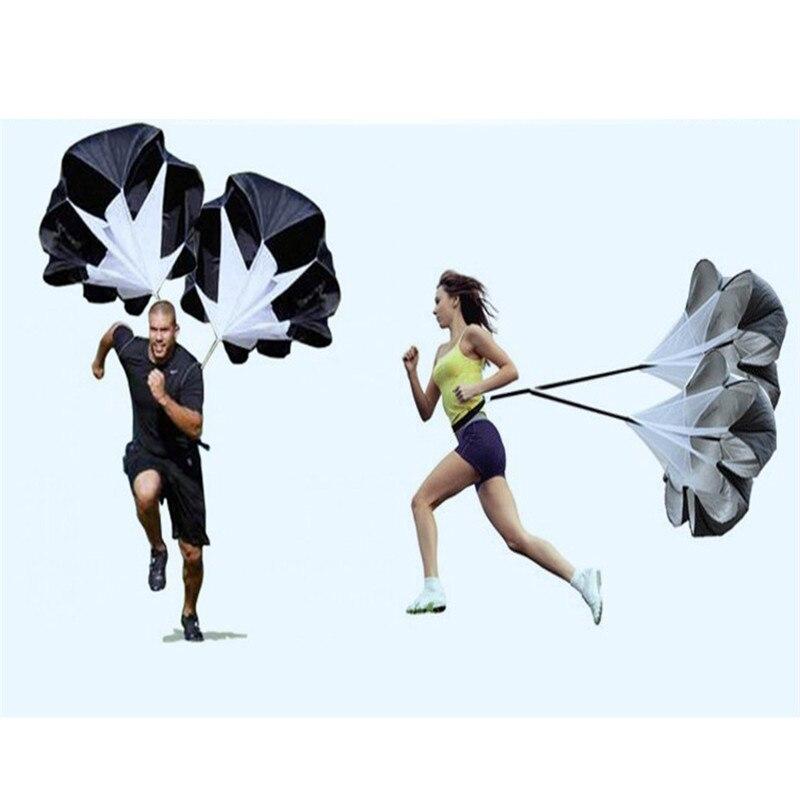 Us 8 25 5 Off Geschwindigkeit Widerstand Sport Festigkeit Ausbildung Regenschirm Fallschirm Rutsche Fussball Basketball Training Ausrustung In