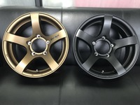 Car Styling New Alloy Wheels Rims 16inch,5.5 Width For Jimny Styling