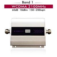 60dB Ganho Display LCD Signal Booster 3G UMTS WCDMA 2100 (Banda LTE 1) 3G Rede Amplificador De Sinal Celular Repetidor de Sinal de celular