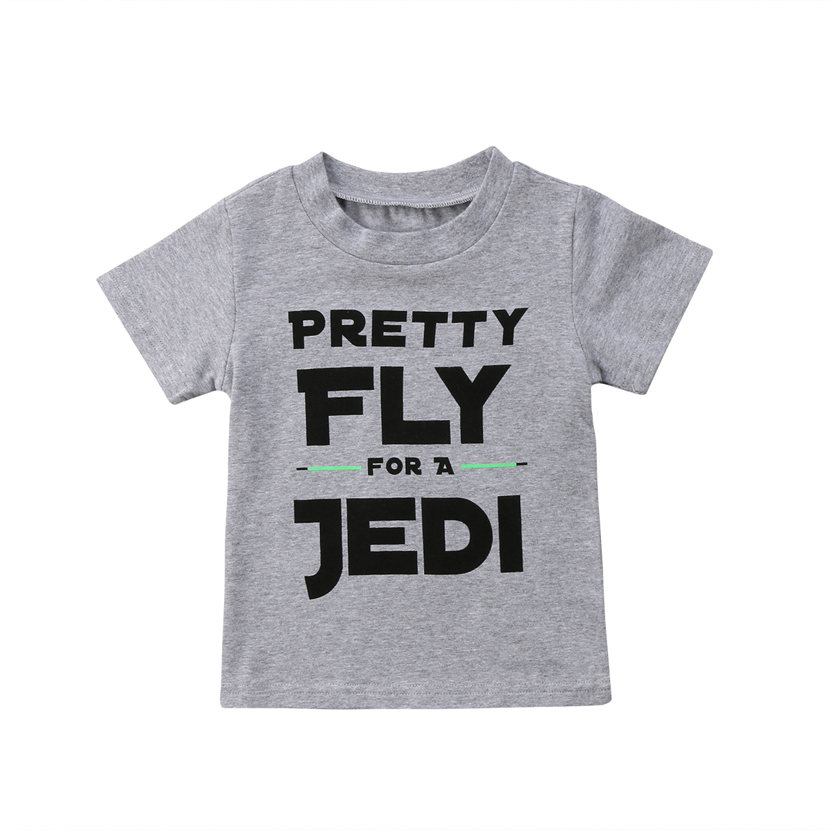 Cute Kid Baby Boys Cotton Short Sleeve Star Wars Tops T-shirt Tee Shirts Clothes