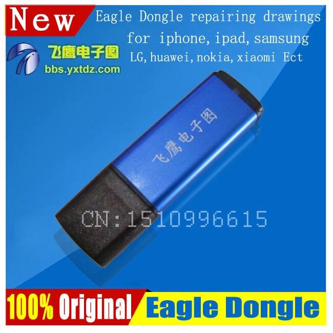 Carte de réparation de carte de téléphone portable de réparation de Dongle de Feiying original carte de téléphone portable la version de mise à niveau de dessins de circuit