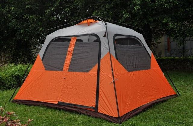 2016 New on sale 4 season Alltel 4-6 person quick fully automatic opening single layer hiking fishing beach outdoor camping tent