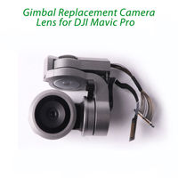 Original Repair Part MAVIC Pro Gimbal Camera Lens FPV HD 4K Quick Removal For DJI Mavic Pro Replacement Drone Gimbal Accessories