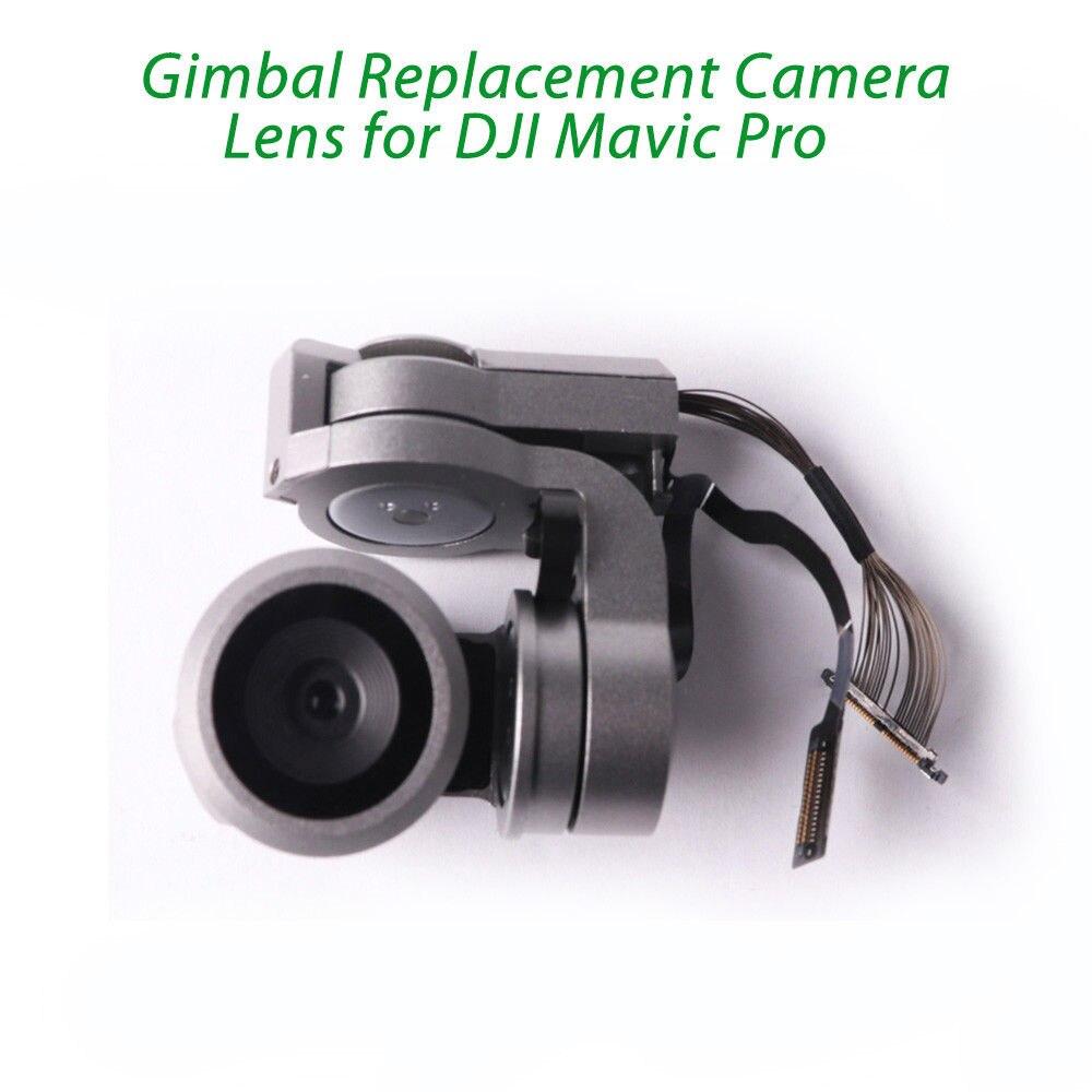 Pièce de réparation d'origine lentille de caméra à cardan MAVIC Pro FPV HD 4 K retrait rapide pour accessoires de cardan de Drone de remplacement DJI Mavic Pro