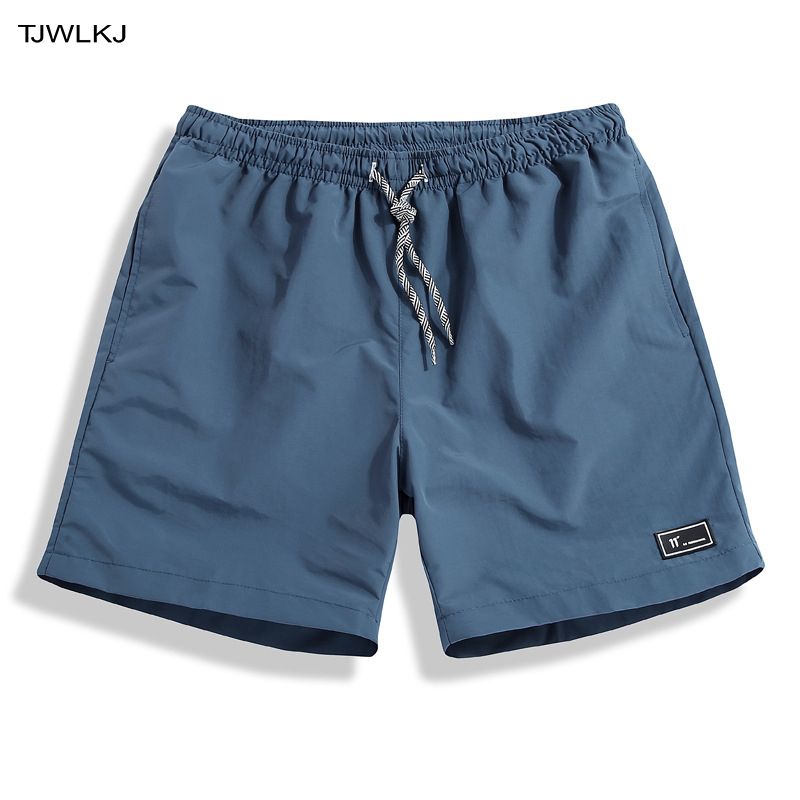 TJWLKJ Beach Board   Shorts   Swimming Pants Swimsuits Men Running Gym Quick Dry Swim   Shorts   Summer Surf Men Swim Trunks