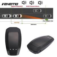 360 Degrees VB Car Radar Detector Full Band Scanning Tracker Vehicle Speed Control Drive Safely Universal