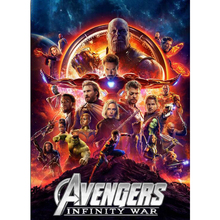 5D Diy diamond painting Needlework mosaic New avengers Infinity War Marvel pictures rhinestones kits Home Decor BK-4850