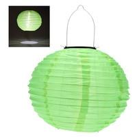 4pcs 30CM Waterproof Solar Lantern Solar Outdoor Hanging Lights LED Holiday Lights Hanging Lantern Chinese Celebration Dropshi