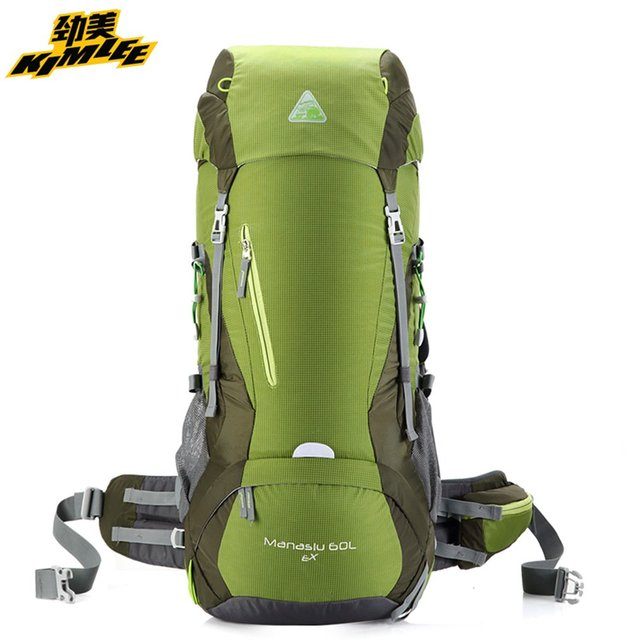 58ab3b41768d (Ship From Russia   China) KIMLEE 60L Large Capacity Backpack Portable  Light Weight Waterproof Bag for Outdoor Activities