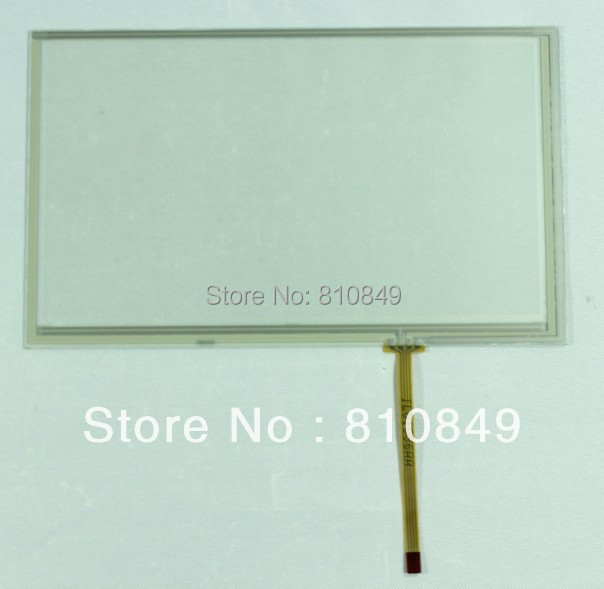 8inch 4 wire Resistive touch panel for 8inch 800 480 1024 600 lcd 192mm 116mm