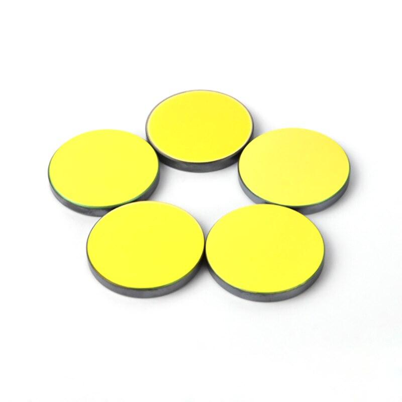 Alta calidad Dia de silicio de 38,1 MM Reflector de láser espejo para CO2 máquina de corte por láser - 5