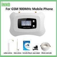 ЖК-дисплей GSM репитер 900 мГц мобильный телефон GSM 900 Усилитель сигнала Усилитель
