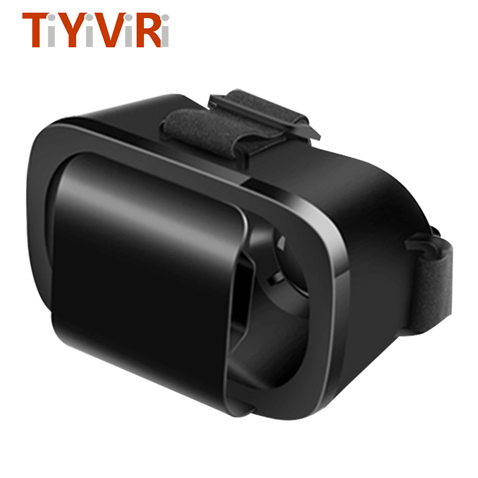 VR Box 3D Googles Cardboard Virtual Reality Glasses VR 3D Glasses Headset Goggles For Iphone 4.7-5.5 SmartPhone Ultra-light