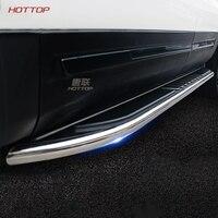Автомобиль алюминий сплав подножка шаг в сторону Nerf бар педаль для Ford Explorer 2016 2017 2018