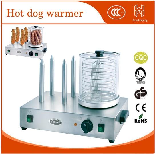 Freeshipping Restaurant coffee store hot dog warmer bread warm food warm machine cooker
