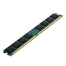 New 4GB 2X2GB PC2-6400 pc6400 DDR2-800MHz Desktop Memory 240PIN DIMM FOR AMD