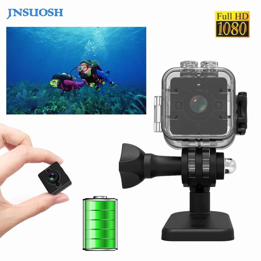 SQ12 HD Auto Thuis CMOS Sensor mini camera micro camera Waterdichte MINI Camcorder kleine camera DVR Mini video camera PK SQ10 SQ11