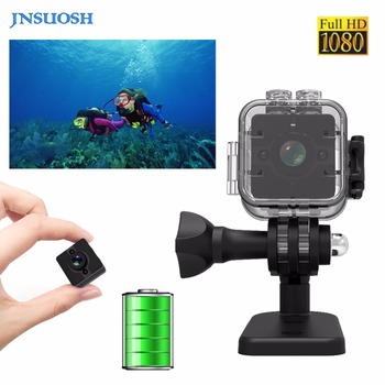 SQ12 HD Car Home CMOS Sensor mini camera micro camera Waterproof MINI Camcorder small camera DVR Mini video camera PK SQ10 SQ11