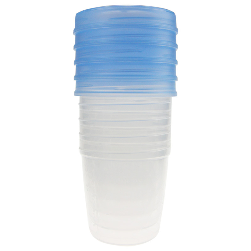 Aliexpress Com Buy Avent Cup Via Breast Milk Storage For