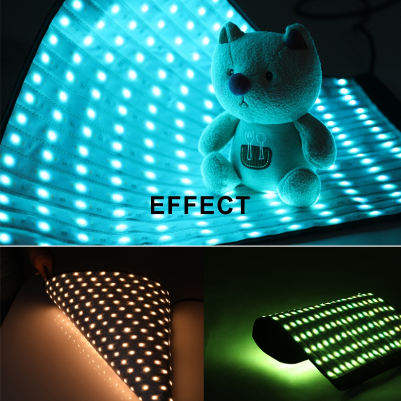 Nanguang studio light photography LED light movie clapper